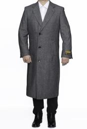And Tall Overcoat Topcoat