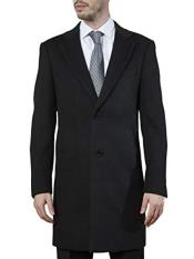 Coat Single Breasted Modern