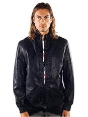 Barabas Dodge Regular Fit  Black Jacket