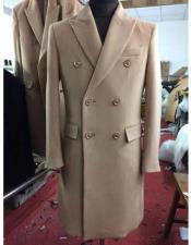 And Tall Wool Overcoat