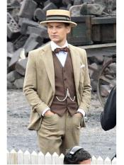 Gatsby Mens Clothing Costumes