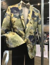 Breasted One Button Suit