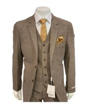 Coffee Brown Suit
