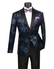 Sport Coat BS-12-Navy