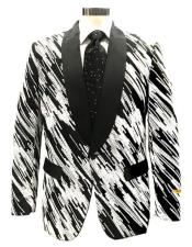 Mens Black ~ White Cheap Priced