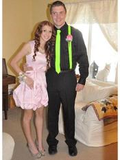 School Homecoming Outfits For Guys Casual Package Lime