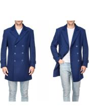 Coat Royal Blue ~