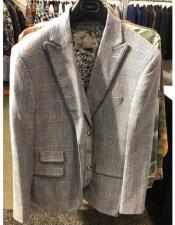 Window Pane Blazer