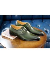 Stitched Welt Carrucci Shoe