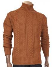 Turtleneck Long Sleeve Sweater