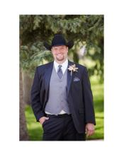 Western ~ Cowboy Traje Vaquero Tuxedos