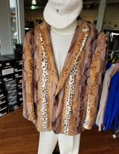 Beige One Buttons Shawl Label Cheap Priced Designer Fashion Dress Casual