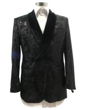 Mens Double Breasted Two Button Suit
