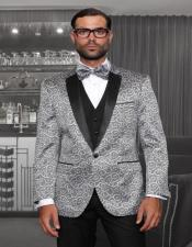 1-Button Notch Tuxedo