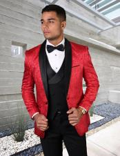 Tuxedo And Black Dinner Jacket Blazer ~ Sport Coat Prom Wedding