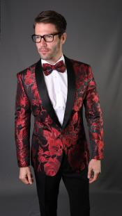 And Black Dinner Jacket