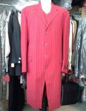 Pink Maxi Zoot Suit Full Length Suit