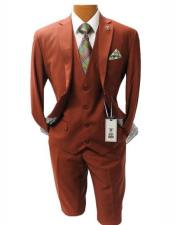Mens Two Button Suit Modern Fit