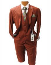 Button Suit Modern Fit