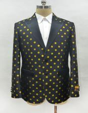 Black-Gold Suit