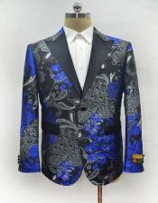 Fashion Royal Suit