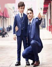 ~ Dad And Son Kids Sizes Matching Suit Perfect For boys
