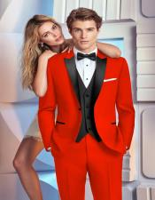 Tuxedo Suit By Alberto Nardoni