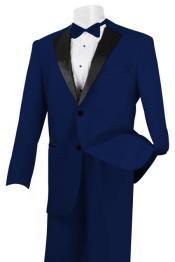 Fabric Tuxedo Dark Navy
