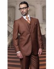Athletic Cut Classic Suits for Men