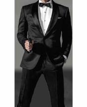 James Bond Tuxedo Black
