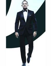 James Bond Tuxedo Navy