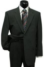 Suit Separates Wool Fabric Black Vest By Alberto Nardoni Brand