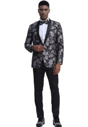 Fit Prom Outfit ~ Wedding Tuxedo Suit (Jacket & Pants) +