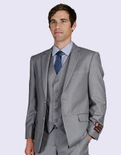 Gray Men's Suit