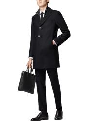 Lapels Standard Length Coat