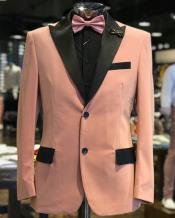 Tuxedo Dinner Jacket Mens blazer+ Pastel