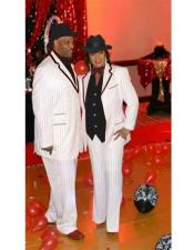 Mens High Zoot Suit - Pimp Suit - Zuit Suit or Tuxedo