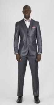 Suit For Boy / Guys Charcoal