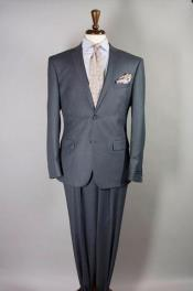 Suit For boy / Guys Slate-Blue