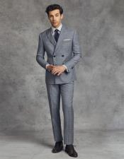Suit For boy / Guys Solid Black