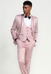 Gold Single Breasted Notch Lapel Suits / Tuxedo for Men
