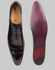 Mezlan Brand Mezlan Mens Dress Shoes Sale G502-J By Mezlan In Black