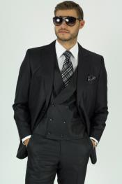 3 pc Suit Textured