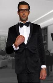 Black Discounted Blazer Sportcoat Velvet Fabric velour Mens blazer Jacket on Sale