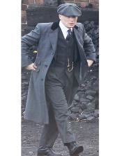 Black Peaky Blinders Custom Suits