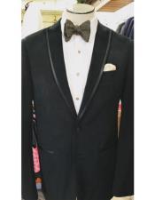 Velvet Trim Wedding ~ Prom ~ Fancy Tuxedo velour Mens blazer