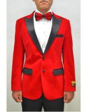 Lapel Fashion Smoking Casual Velour Cocktail Tuxedo velour Mens blazer Jacket