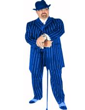 Suit Navy/White Pinstripe Coming Sep/15/2020 Zoot Suit Pre Order Limited Collection