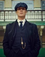 One Chest Pocket Peaky Blinders Suits Custom