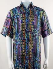 Bassiri Short Sleeve Shirt 62481